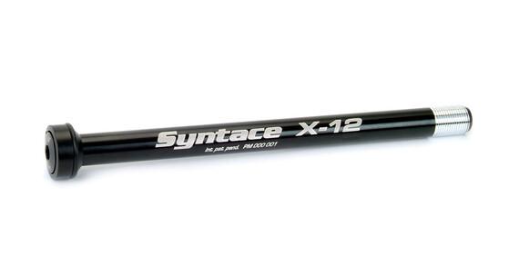 Syntace X-12 Quick Release 197 zwart